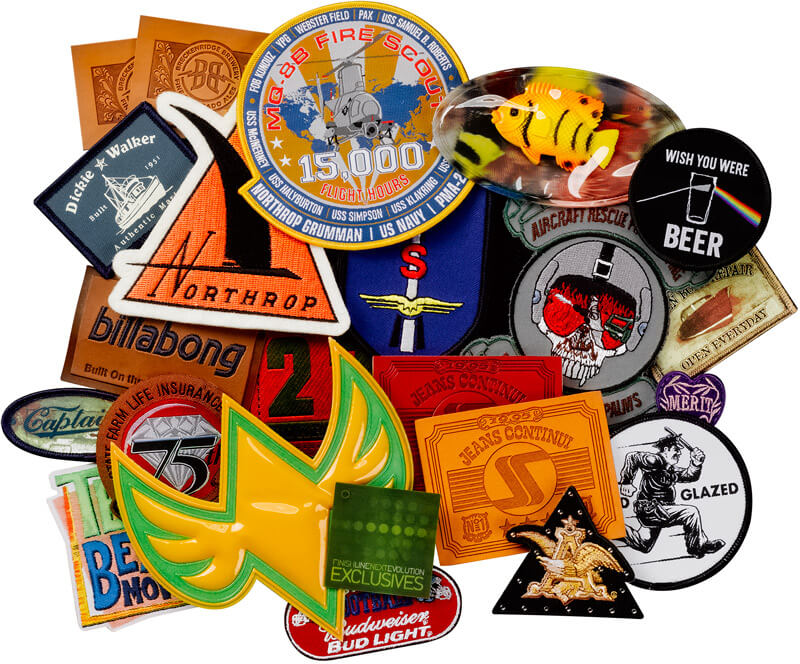 custom made specialty patches
