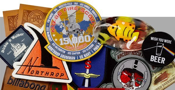 specialty patches and trims