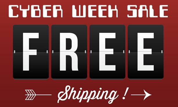 Custom Printing Cyber Week 2015 Sale