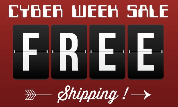 Custom Printing Cyber Week 2015 Sale