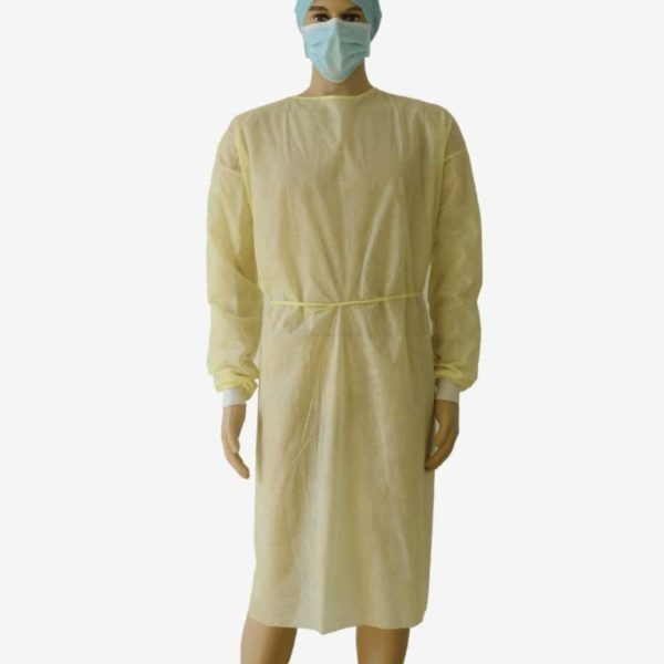Disposable-medical-gown-1