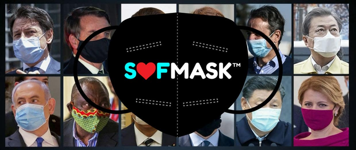 SofMask Custom Face Masks